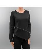Only Pullover onlWhipper Asymmetric schwarz