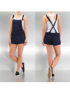 Only Shorts Inesz Dungarees blau