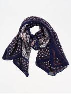 Only sjaal onlLma blauw