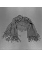 Only sjaal onlAnna Weaved grijs