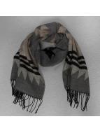 Only sjaal onlSheena Weaved grijs