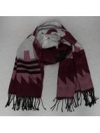Only sjaal onlSheena Weaved rood