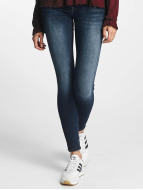 Only Skinny Jeans onlDylan Low Pushup Denim blau