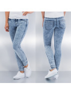 Only Skinny jeans Royal Regular Acid blauw