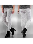 Only Skinny jeans onlMoto Royal Ankle grijs