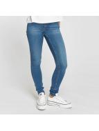 Only Skinny Jeans Soft Ultimeate Regular modrý