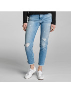 Only Slim Fit Jeans onlSui Regular Ankle blau