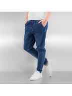 Only Spodnie do joggingu OnlPoptrash niebieski