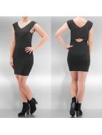 Only Sukienki onlDaria Wrap czarny
