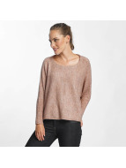 Only onlMeredith 7/8 Oversize Sweatshirt Withered Rose