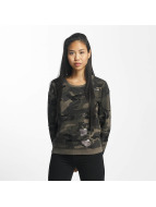 Only Sweat & Pull onlLiva camouflage