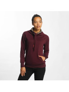 Only Sweat & Pull onlIconic Highneck rouge