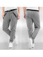 Only Sweat Pant onlFela Zip String grey