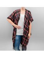 Only Swetry rozpinane onlCaroline Poncho czarny