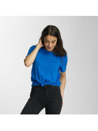 Only T-Shirt onlSassy Knot blau