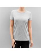 Only t-shirt onlLive Love grijs