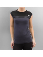 Only T-Shirt onpSylvia Seamless gris
