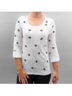 Only T-Shirt manches longues onlJess blanc