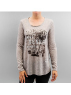 Only T-Shirt manches longues onlClara gris