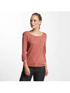 Only T-Shirt manches longues onlJess 3/4 rose