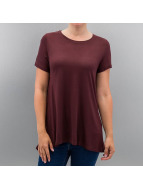 Only t-shirt onlViscose rood
