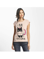 Only T-Shirt onUnicorn rosa