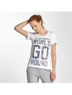 Only T-Shirt onlCoffe weiß