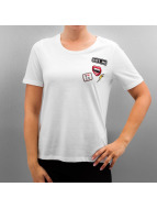 Only T-Shirt onlRocking white