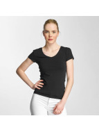 Only t-shirt onlLive Love zwart