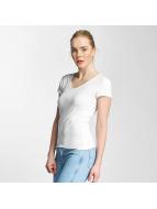 Only T-skjorter onlLive Love hvit