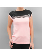 Only T-skjorter onpSylvia Seamless lyserosa