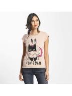 Only T-skjorter onUnicorn rosa