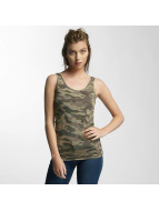Only Tank Tops onlLive Love оливковый