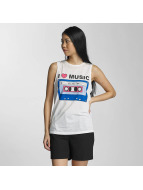 Only Tank Tops onlSofia Stuck Tape white