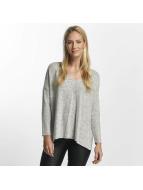 Only onlKleo Sweatshirt Light Grey Melange