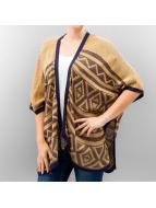 Only vest onlSamya Kimono beige