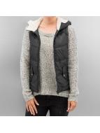 Only Vest onlPeyton Sherpa black