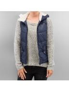 Only Vest onlPeyton Sherpa blue