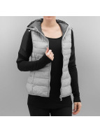 Only Vest onlTahoe silver colored