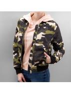 Only Veste bomber onlSerena camouflage