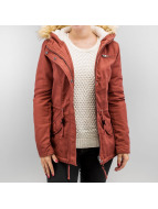 Only Winter Jacket onlLorca red