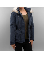 Only Winterjacke onlStarlight Fur blau