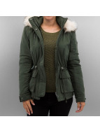 Only Winterjacke onlStarlight Fur olive