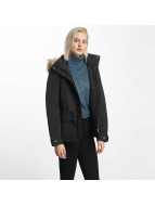 Only Winterjacke onlStarlight Fur schwarz
