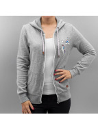 Only Zip Hoodie onlFinley Unicorn grey