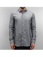 Open Рубашка Classic черный
