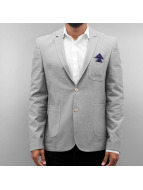 Open Blazer Basic gris