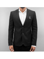 Open Blazer Basic noir