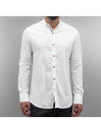 Open Emin Shirt White/Blue
