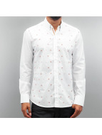Open Stitch Shirt White/Tile